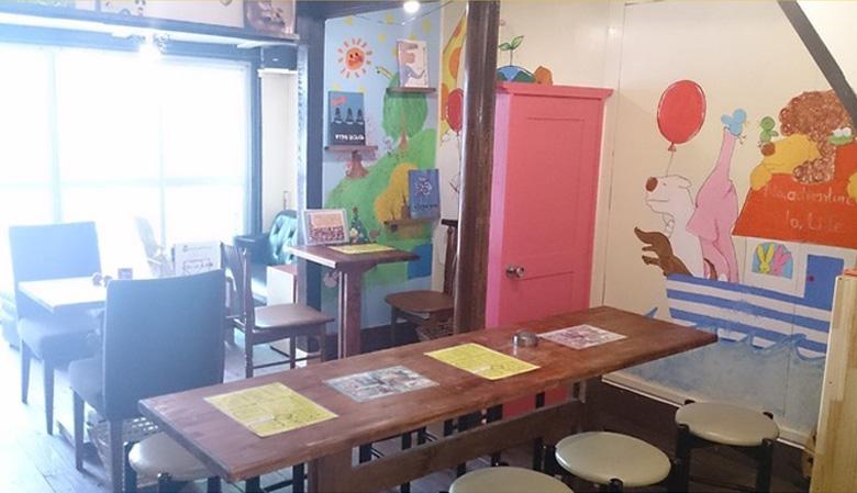 くつろぎ絵本カフェ89cafe